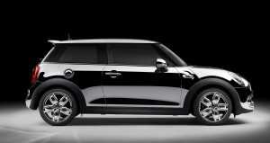 2015 MINI Hardtop Chrome Line 9