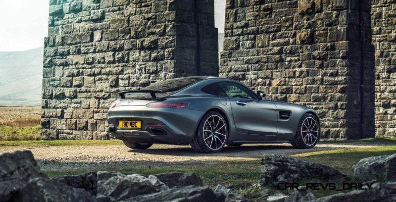 2015 Mercedes-AMG GT-S Grey 1 copy