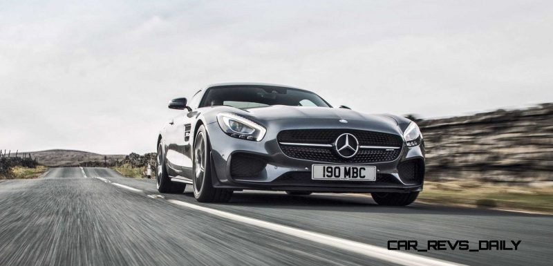 2015 Mercedes-AMG GT-S Grey 11 copy