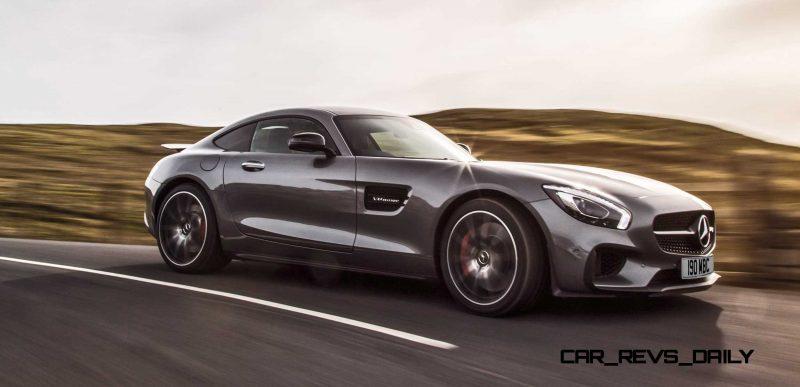 2015 Mercedes-AMG GT-S Grey 14 copy
