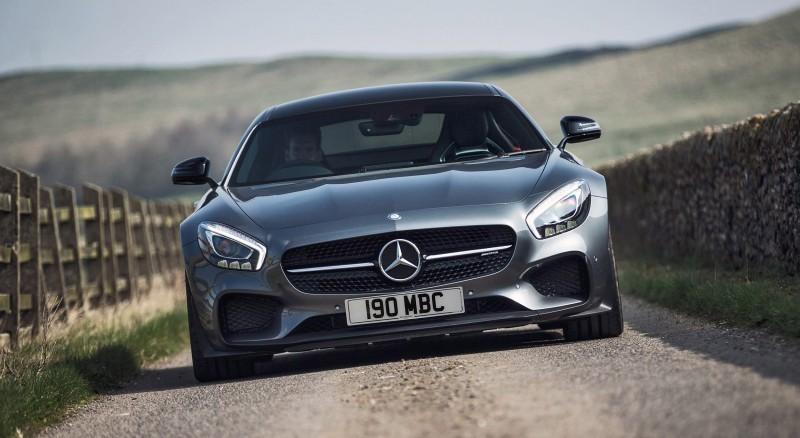 2015 Mercedes-AMG GT-S Grey 15 copy