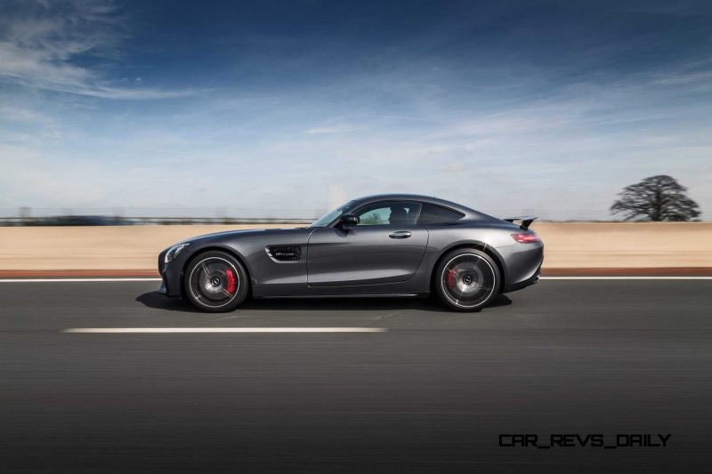 2015 Mercedes-AMG GT-S Grey 17 copy