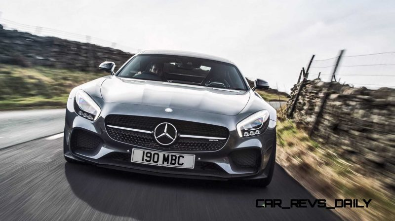 2015 Mercedes-AMG GT-S Grey 22 copy
