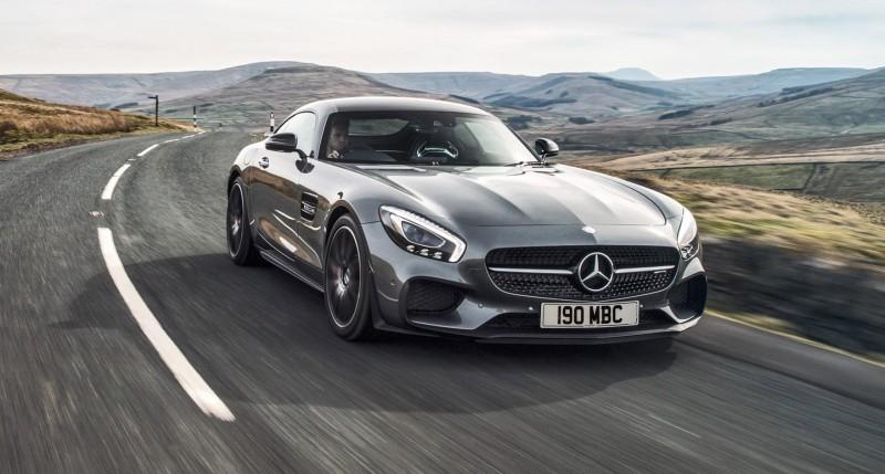 2015 Mercedes-AMG GT-S Grey 26 copy