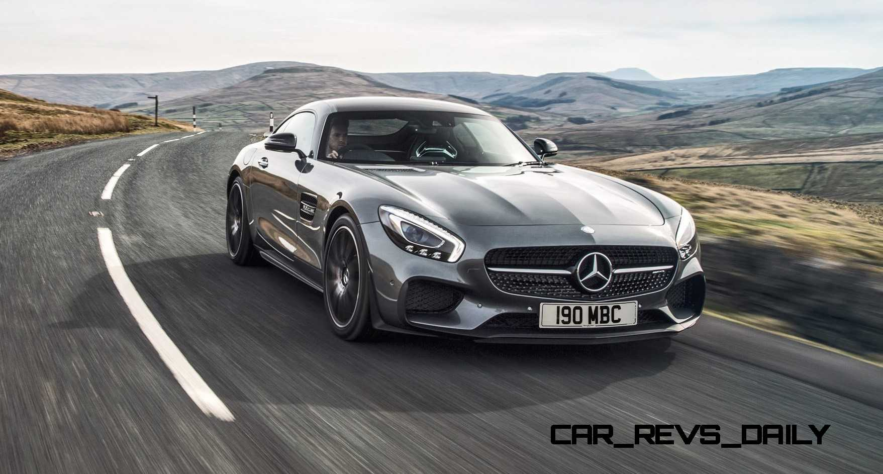2015 mercedes amg gt s grey 26 copy. Black Bedroom Furniture Sets. Home Design Ideas