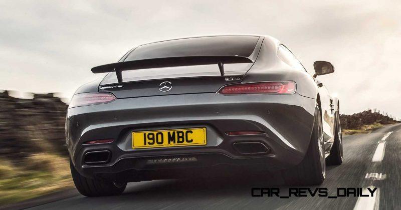 2015 Mercedes-AMG GT-S Grey 33 copy