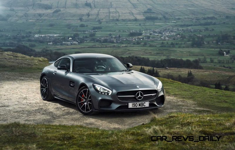 2015 Mercedes-AMG GT-S Grey 35 copy