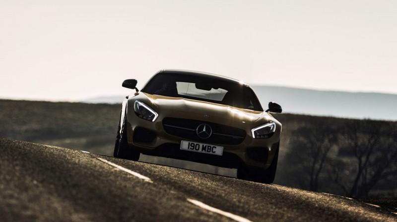 2015 Mercedes-AMG GT-S Grey 38 copy