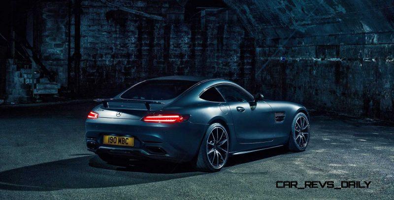 2015 Mercedes-AMG GT-S Grey 4 copy