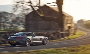 2015 Mercedes-AMG GT-S Grey 40 copy
