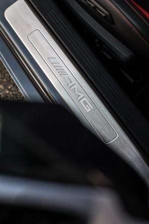 2015 Mercedes-AMG GT-S Grey 54