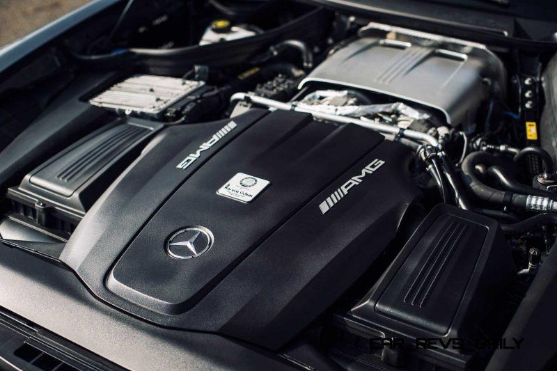 2015 Mercedes-AMG GT-S Grey 58