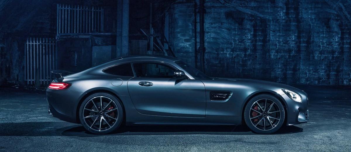 2015 Mercedes-AMG GT-S Grey 6 copy