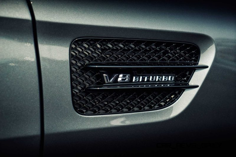 2015 Mercedes-AMG GT-S Grey 68