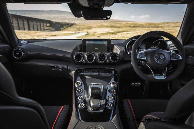 2015 Mercedes-AMG GT-S Grey 72