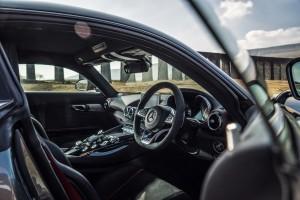 2015 Mercedes-AMG GT-S Grey 73
