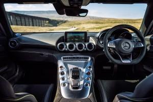 2015 Mercedes-AMG GT-S Grey 75