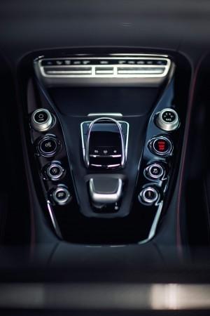 2015 Mercedes-AMG GT-S Grey 77