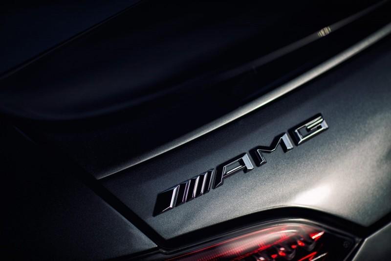 2015 Mercedes-AMG GT-S Grey 80