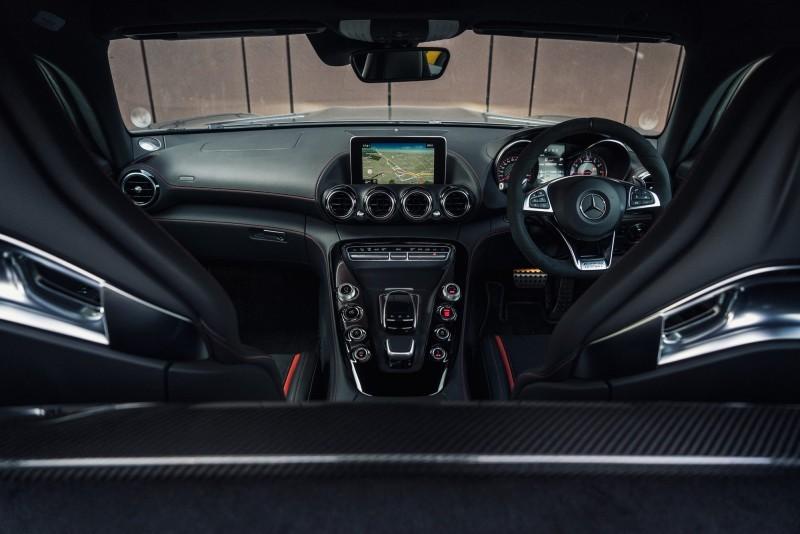 2015 Mercedes-AMG GT-S Grey 93