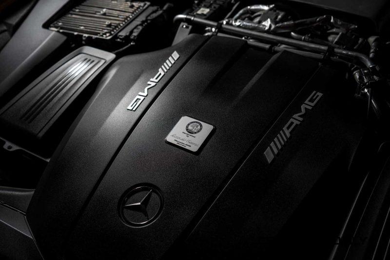 2015 Mercedes-AMG GT-S Grey 95