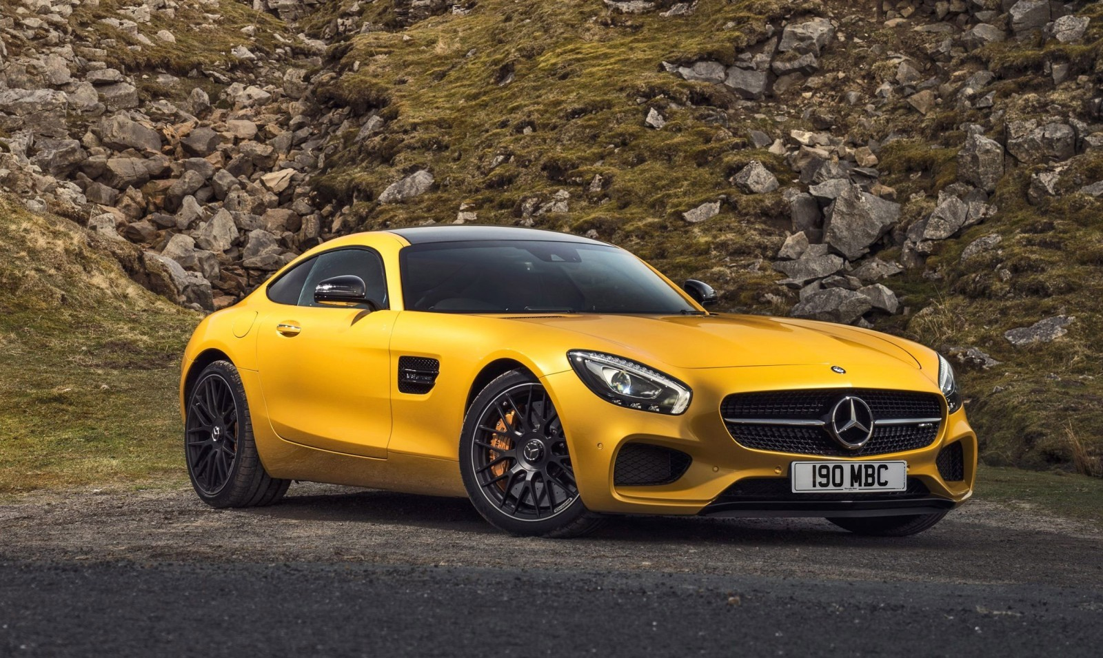 2015 Mercedes Amg Gt S Colors