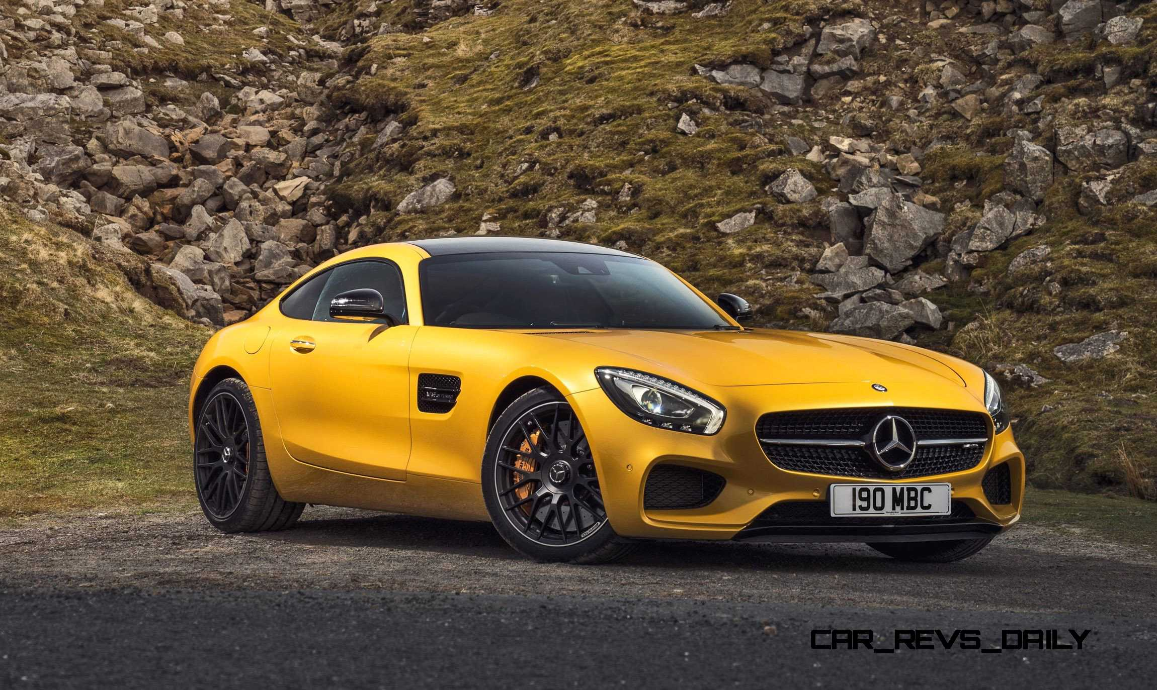 Mercedes Benz Amg Gt Yellow Topreleasecars Com Page