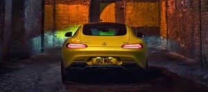 2015 Mercedes-AMG GT S Yellow 12
