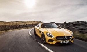2015 Mercedes-AMG GT S Yellow 16