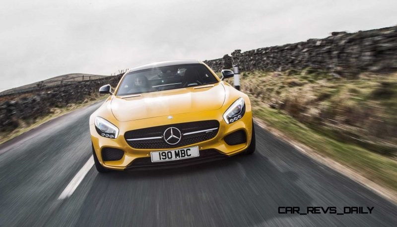 2015 Mercedes-AMG GT S Yellow 18