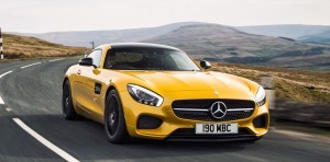 2015 Mercedes-AMG GT S Yellow 23