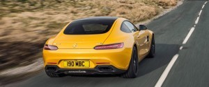 2015 Mercedes-AMG GT S Yellow 25