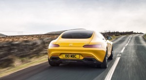 2015 Mercedes-AMG GT S Yellow 26