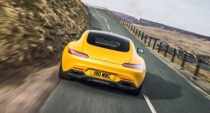 2015 Mercedes-AMG GT S Yellow 27