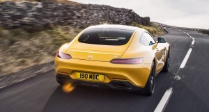 2015 Mercedes-AMG GT S Yellow 29