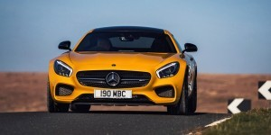 2015 Mercedes-AMG GT S Yellow 30