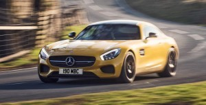 2015 Mercedes-AMG GT S Yellow 31