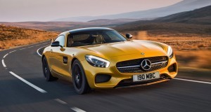 2015 Mercedes-AMG GT S Yellow 37