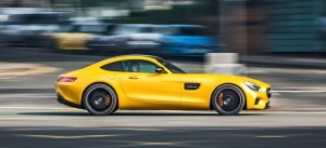 2015 Mercedes-AMG GT S Yellow 38