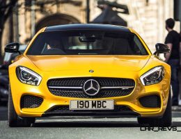 2015 AMG GT-S in 163 Most Gorgeous Photos Yet