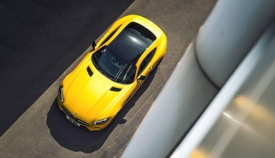 2015 Mercedes-AMG GT S Yellow 41