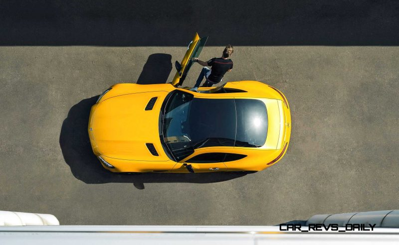 2015 Mercedes-AMG GT S Yellow 42