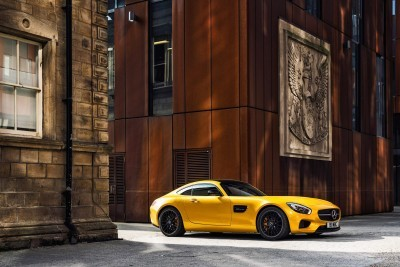2015 Mercedes-AMG GT S Yellow 9