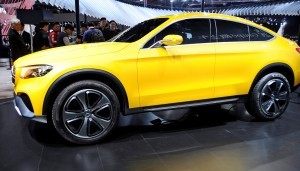 2015 Mercedes-Benz GLC Coupe Concept 10