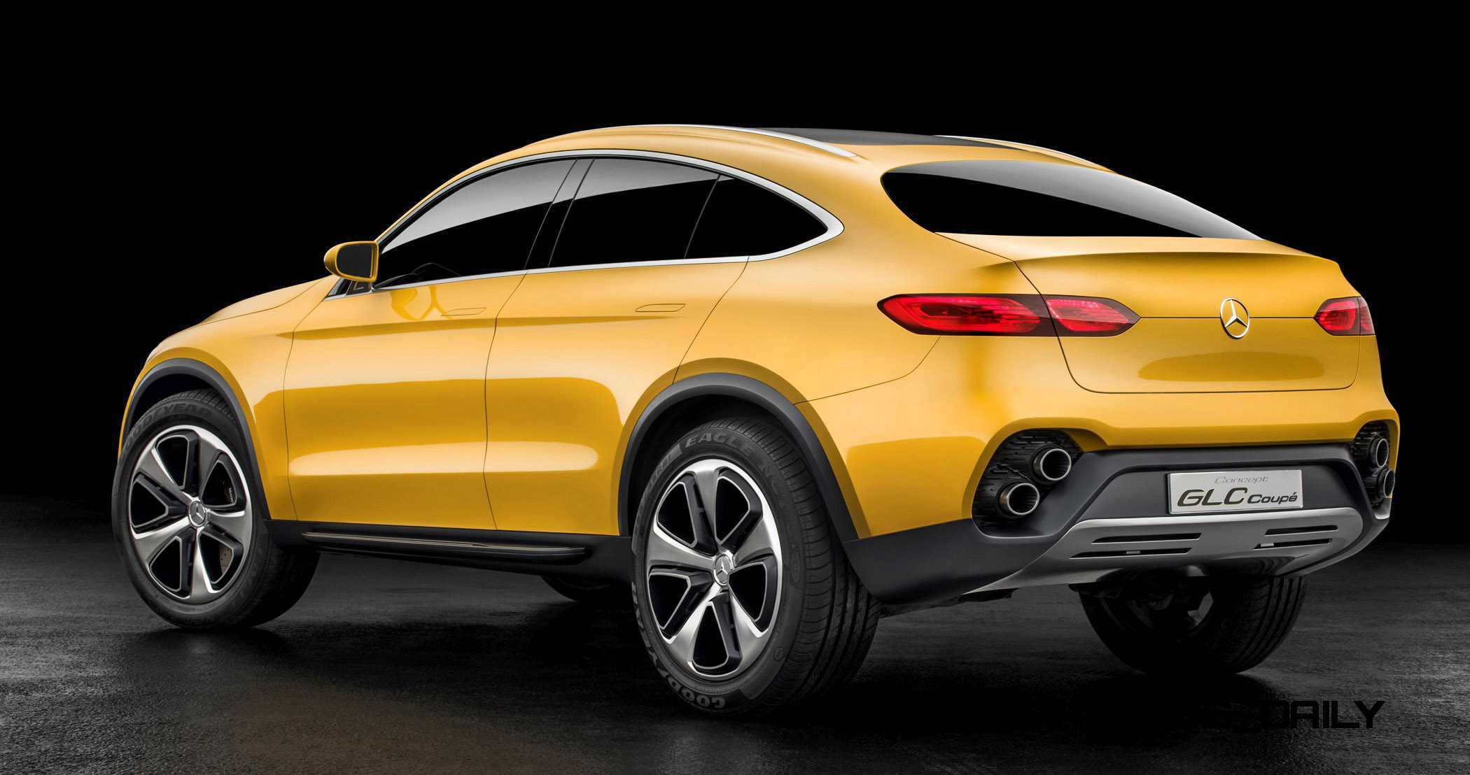 2015 mercedes benz glc coupe concept for Mercedes benz glc