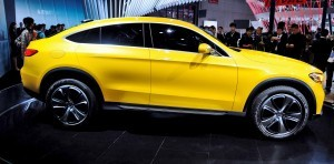 2015 Mercedes-Benz GLC Coupe Concept 15