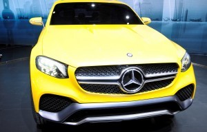 2015 Mercedes-Benz GLC Coupe Concept 4