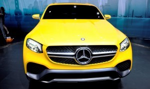 2015 Mercedes-Benz GLC Coupe Concept 5