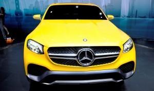 2015 Mercedes-Benz GLC Coupe Concept 5