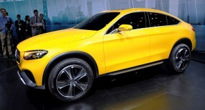 2015 Mercedes-Benz GLC Coupe Concept 6